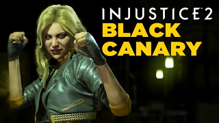 Injustice 2 - Black Canary Official Trailer