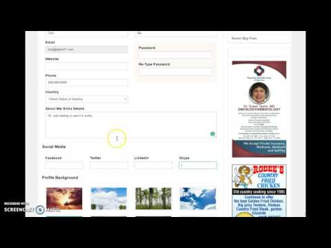 How to post a free  Business Listing Free!