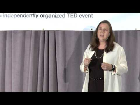 Two worlds of wealth | Susan Trieschmann | TEDxWinnetkaWomen