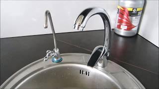 Видеообзор на Смеситель для кухни Rossinka Silvermix F40-23