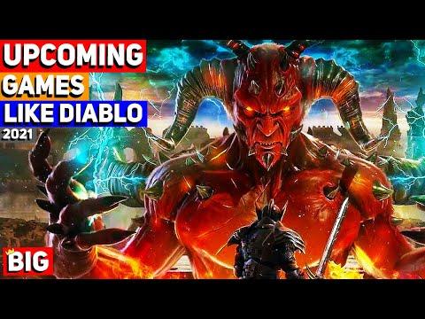 Top 15 BEST Upcoming Games like Diablo (Action RPGs) - 2021 & Beyond!