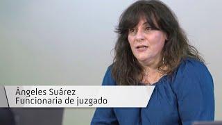 Oposiciones Justicia: Ángeles, Funcionaria de Juzgado
