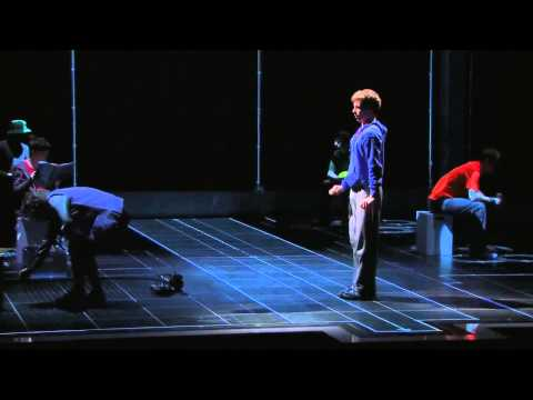 The Curious Incident of the Dog in the Night Time:  West End