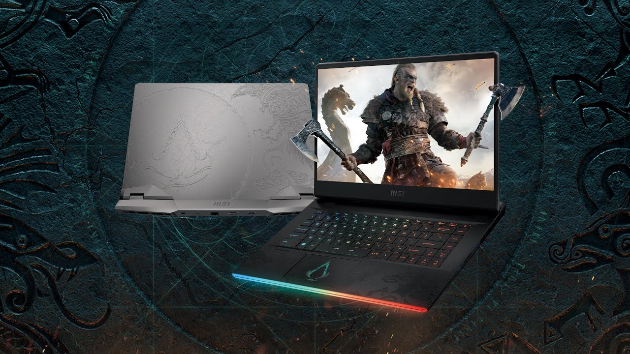 GE66 Raider Valhalla Limited Edition – Build Your Own Viking Legend | MSI
