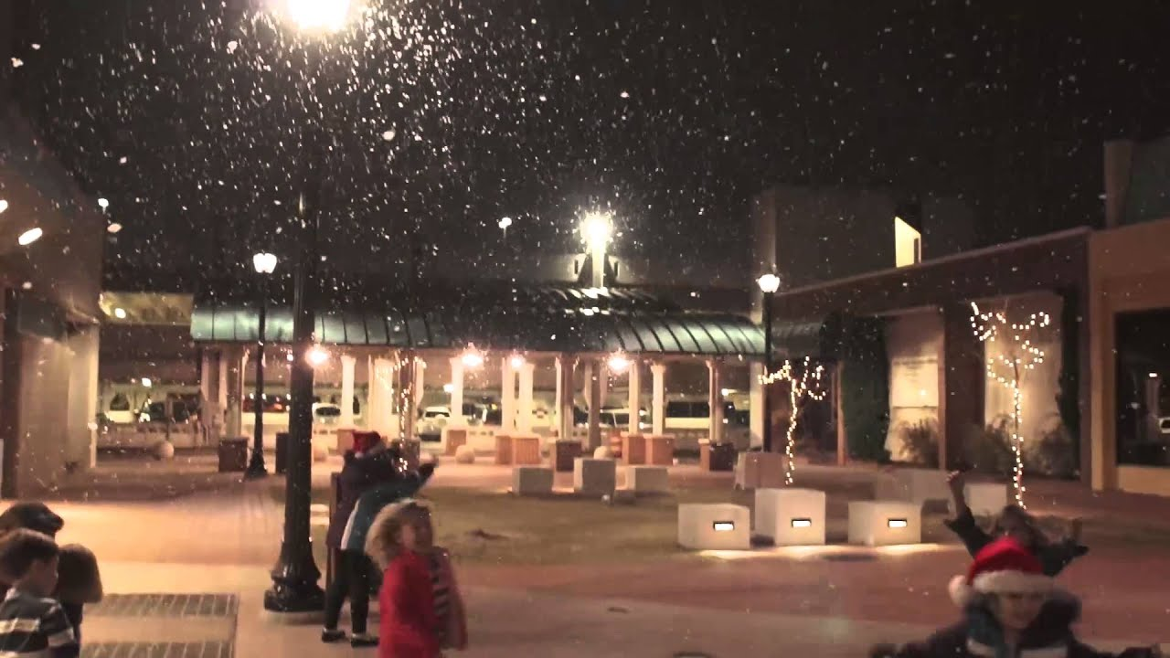 Snow Wonders at the Children's Museum of Virginia - 2012 - YouTube