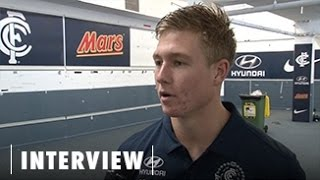 Post-match - Brad Walsh (Rd16)