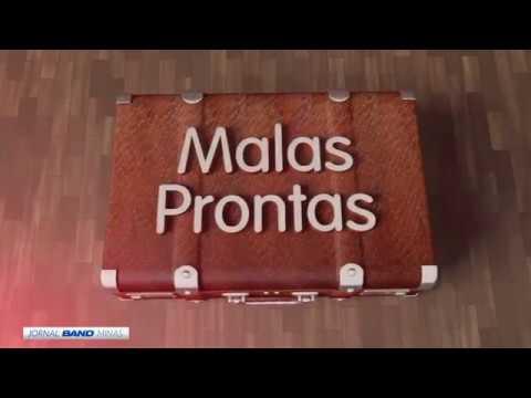 Ritápolis - Malas Prontas - Jornal Band Minas