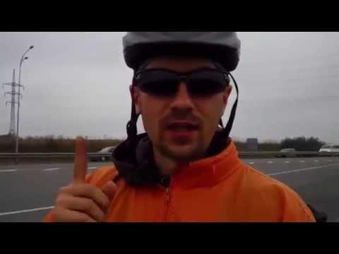 100 километров на велосипеде - как проехать