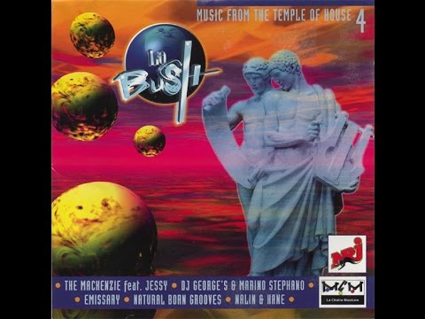La bush music from the temple of house vol 4 1997 mixed for House music 1997