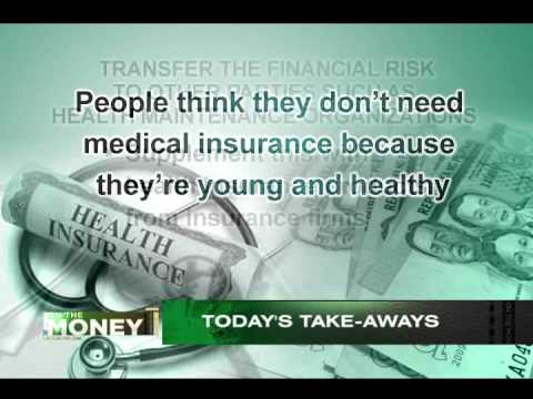 ANC On The Money: Health Insurance: Protection of Health & W