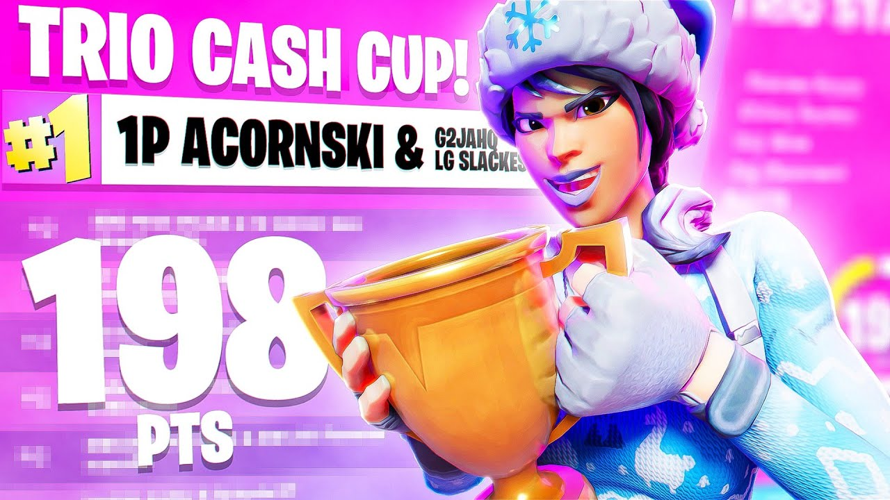 Download 🏆 1ST PLACE in the Trio Cash Cup (💸 $1,800)   Acorn