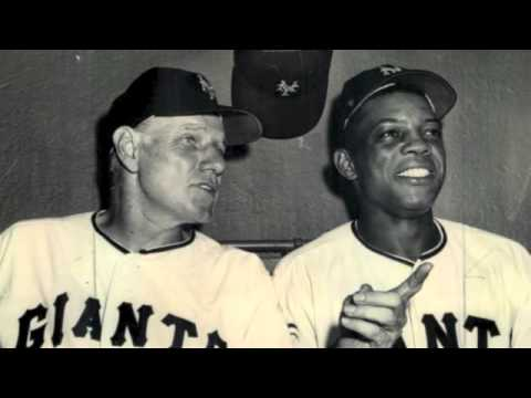 "WILLIE MAYS REFLECTS ON ""THE CATCH"" AND HIS HALL OF FAME CAREER"
