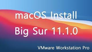 macOS Big Sur 11.1.0 Bootable …
