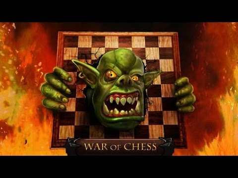 War of Chess - Боевые шахматы на Android(Review)