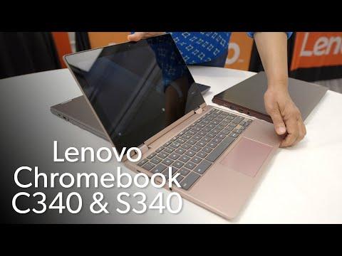 Lenovo's Fall 2019 Chromebook Lineup