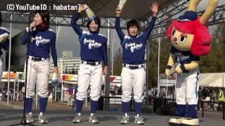 111120 兵庫スイングスマイリーズ@神戸マラソン応援イベント