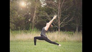25 Minute Morning Wakeup Yoga