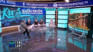 Među nama 27.11.2019 - Afera Krušik