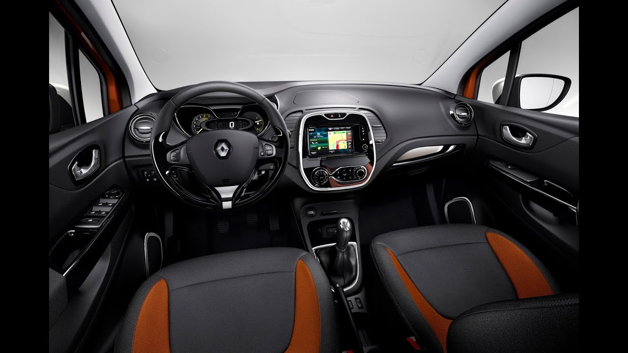 Renault Captur L Aventure Interieure Entering The Innerspace