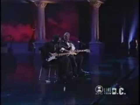 'BB King & Eric Clapton'  'The Thrill Is Gone' Concert Of The Century  Washington 1999