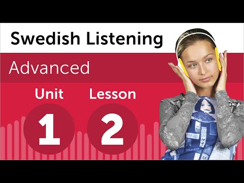 Swedish Listening Practice - Getting a Gym Membership in Sweden