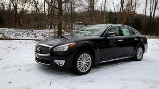 2015 Infiniti Q70L Road Test and Review