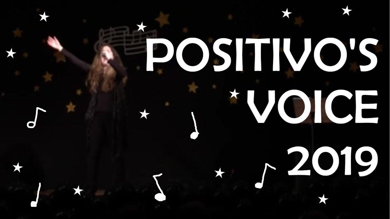 Ой, да не вечер - POSITIVO'S VOICE 2019 - Primeiro Lugar | Batatona