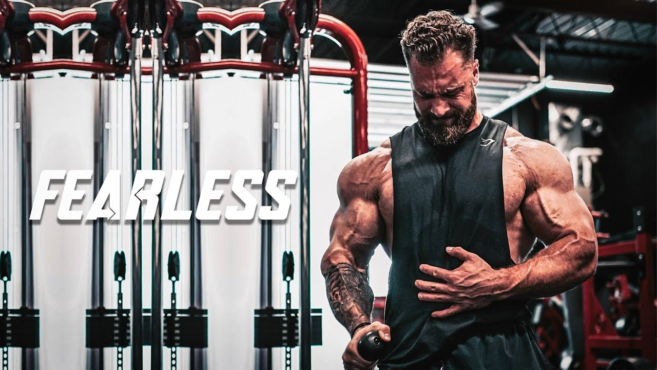 FEARLESS LIFE - Gym Motivation 😎