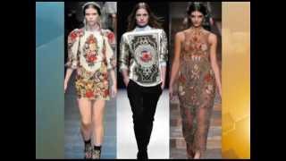 видео Какой стиль в моде 2015? Тренды: нежная пастель