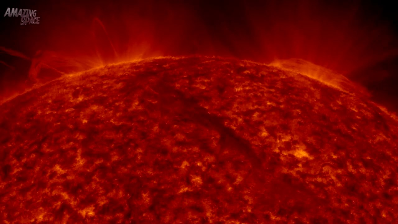 NASA | Sounds of the Sun (Low Frequency)