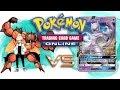 Natalie Plays Buzzwole GX / Garbodor vs Silvally GX / Psychic - Pokemon TCG Online Gameplay