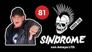 """CÁPSULA 81. SINDROME DEL PUNK - """"BUSCANDO EL ROCK MEXICANO"""""""