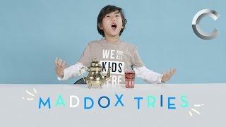 Maddox Tries