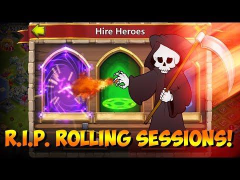 JT's Main Hero Collector Last COOL Session Castle Clash