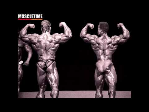 THE BEST GLUTES IN HISTORY of bodybuilding !!!!