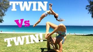 ACRO Gymnastics COMBO challenge!