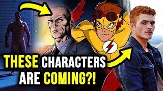 Did They Just Cast WALLY WEST? Lex Luthor Casting Details!? - Titans Season 2