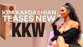 Kim Kardashian West at #BeautyconLA