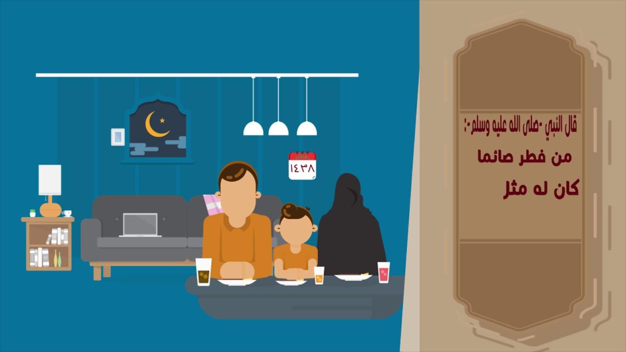 مشروع الريان- مشروع إفطار ودعوة_مؤسسة الرسالة الخيرية