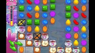 Candy Crush Saga Level 1249 (No booster, 3 Stars)