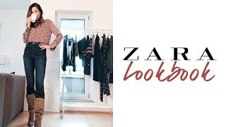Zara Lookbook 2018 Herbst Winter | natashagibson