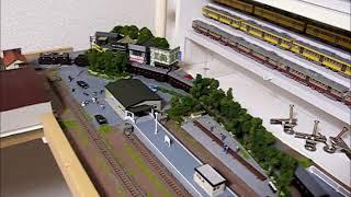 ED14が牽く旧客列車
