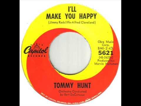 Tommy Hunt I'll Make You Happy