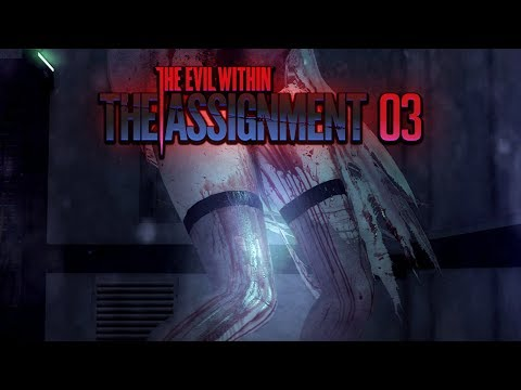 THE EVIL WITHIN: THE ASSIGNMENT #003 - Frau Hühnerfuß auf der Lauer ★ Let's Play The Evil Within