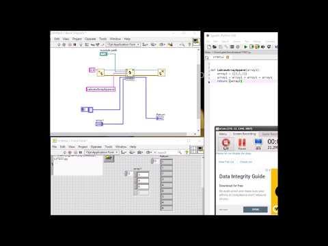 Labview 2018 Modbus TCP + WAGO Coupler by Kurt Braun
