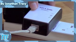How to set up your TP-LINK AV200 mini multi streaming Powerline adaptor TLPA211