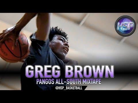 Greg Brown (Vandegrift • '20) is TEXAS' BEST!!! //  PANGOS All-South Mixtape