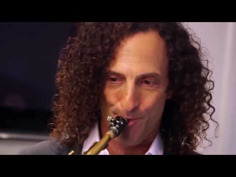 Kenny G is pro pounding