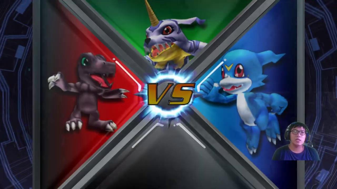 Nostagia Lagi Guys Namatin Game Digimon Rumble Arena Ps2 l Saatnya Kembali Ke Dunia Digital#2
