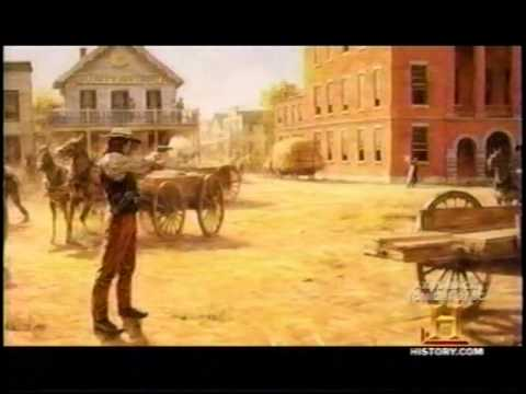 Wild Bill Hickok gunfight